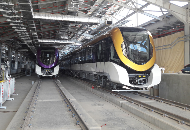 Alstom said it has started initial dynamic tests for Saudi Arabia's Riyadh Metro megaproject.