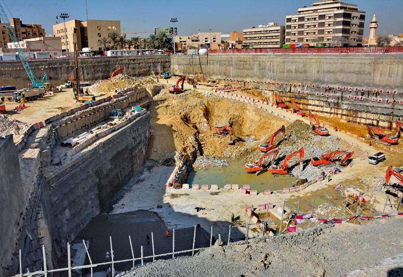 Riyadh Metro is on course to complete in late-2013, according to Eng Anas Hamad Almousa, project manager at Arriyadh Development Authority (ADA).