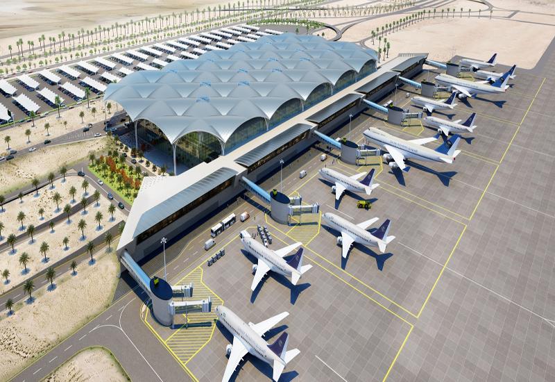 TAV Construction has completed and handed over Terminal 5 of Saudi Arabia's Riyadh King Khalid International Airport.