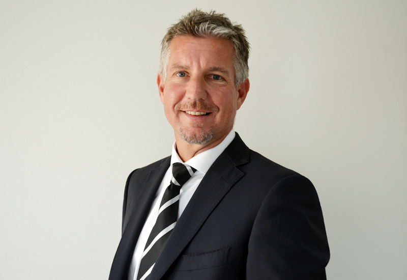 Rob Jackson, director Middle East & North Africa, RICS.