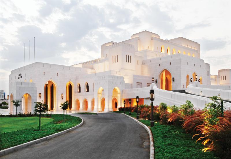 Carillion Alawi's portfolio includes Oman's Royal Opera House.