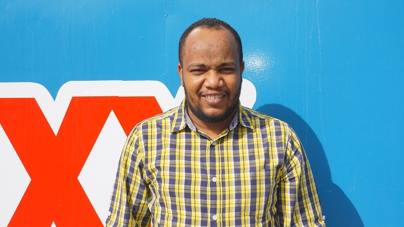Mohammed Abdallah, export sales manager, Rulexx Lubricants & Grease Industries.