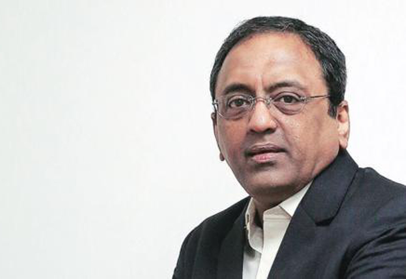 SN Subrahmanyan (above) has been promoted to the position of CEO and managing director at Larsen & Toubro.