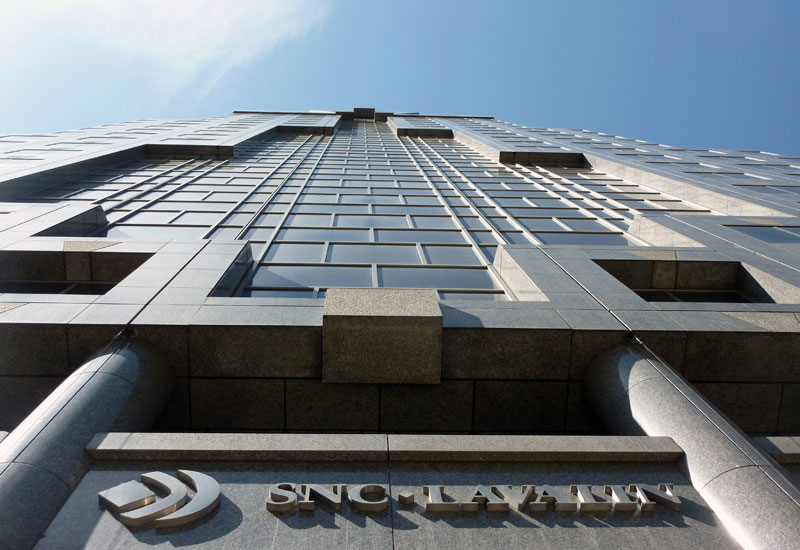 SNC-Lavalin landed the EPC contract days after reaching a settlement for alleged misrepresentation of operations between 2009 and 2011.