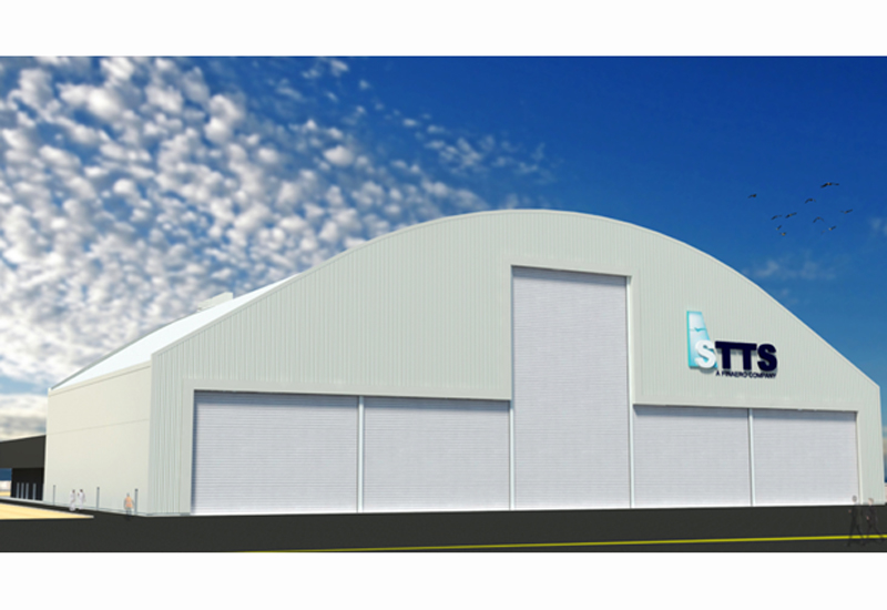 STTS's hangar will be able to accommodate all types of commercial wide-body aircraft, including the Airbus A380.