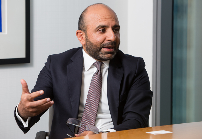 Pinsent Masons' Sachin Kerur (above) says that his team has not been deterred by challenging economic conditions in the Middle East.
