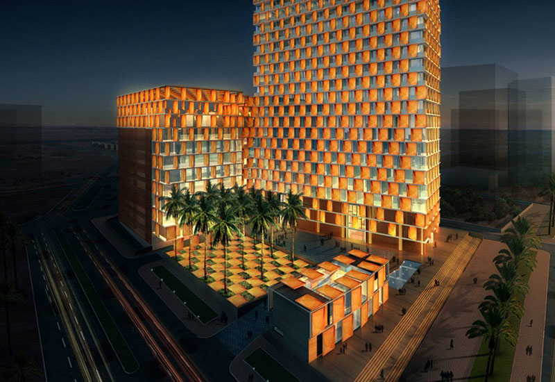 Cladtech International will manufacture and install curtain wall faades for Jeddah's Sail Tower.