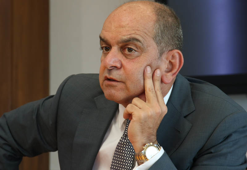Sameh Muhtadi, CEO of Bloom Holding.