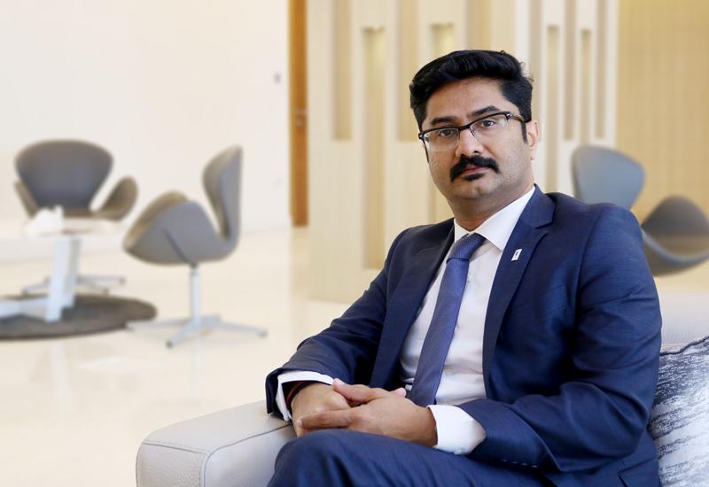 Sasikumar Cherukat is Gemini Propertys new head of sales and marketing.