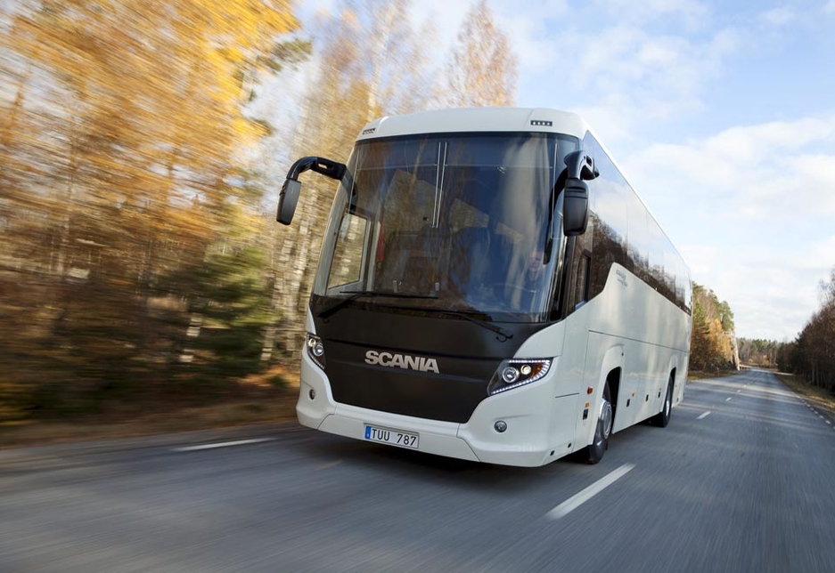 Iran is one of Scania's top 10 bus markets.