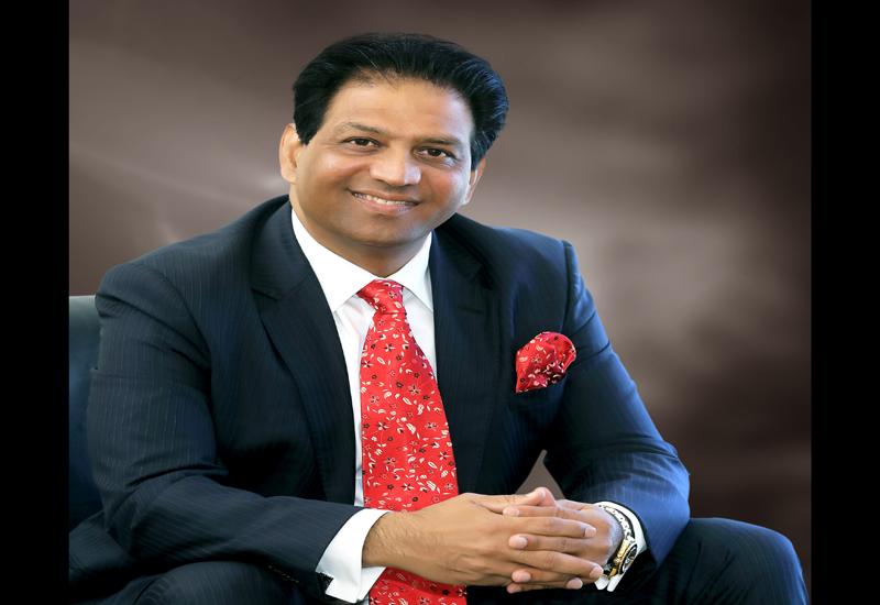 Chairman and founder of Mulk Holdings, Shaji UlMulk.