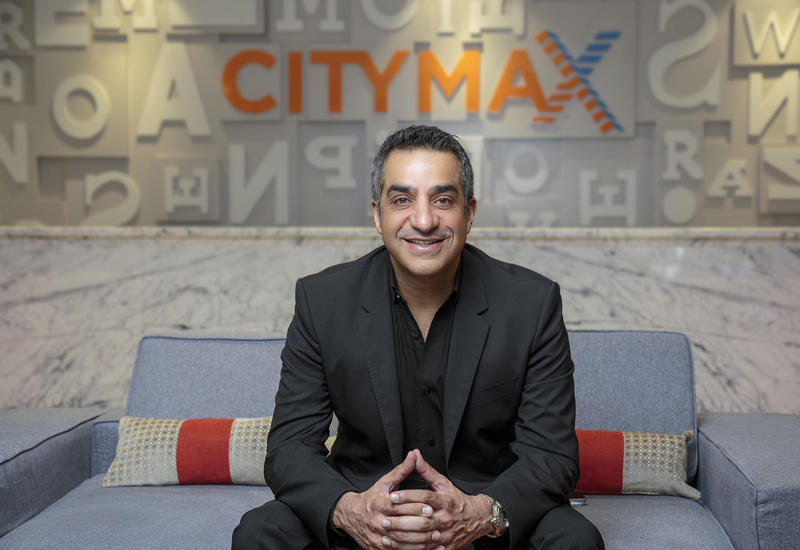 Aly Shariff is the new COO of Citymax Hotels.