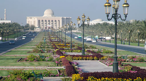 The University Road Enhancement Project has been launched in Sharjah [representational image].