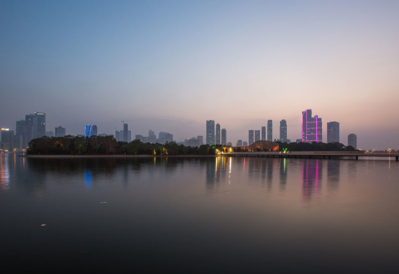 Bright prospects: Sharjahs property market has gained momentum since investors and buyers turned to the emirate for long-term growth