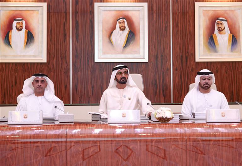 HH Sheikh Mohammed announced the UAE's new long-term residency visa system [image: WAM].