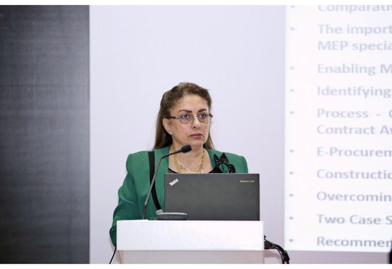 r. Shetha Alzubaidi, CEO, Alfahim Avenue Group Companies - Brookson Project Management.