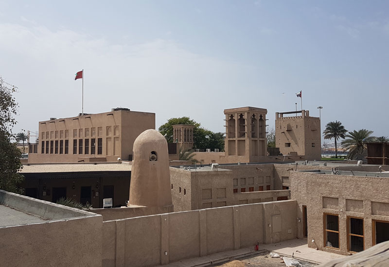 Shindagha is a part of Dubai's Historic District [image: APD].