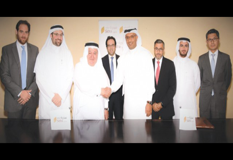 Sidra Capital has been appointed as the investment advisor for the project.