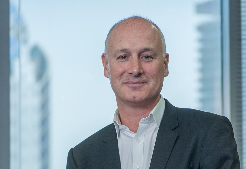 Simon Moon (above) told <i>Construction Week</i> that Atkins has bid for work on Mecca Metro, and intends to bid on Jeddah Metro as well.