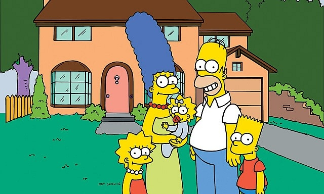 The Simpsons was one of Fox's products that was planned for inclusion in Al Ahli's Dubai theme park [image: Time Out Dubai].