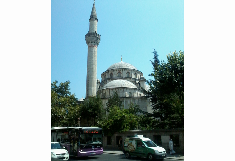 Grohe Ecojoy products have been fitted at Turkey's Şişli Mosque.