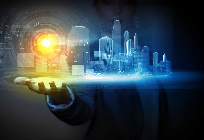 Smart city concepts are gaining traction in the Middle East.