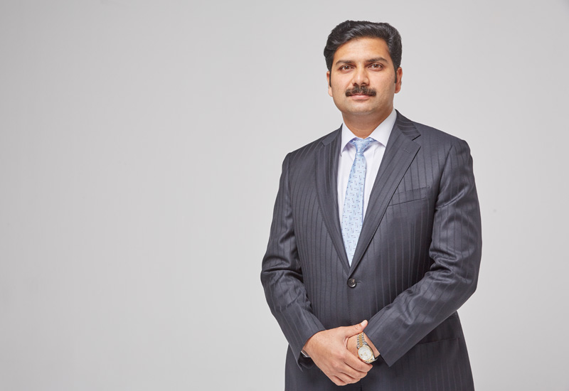 Francis Alfred, Sobha chief executive officer.