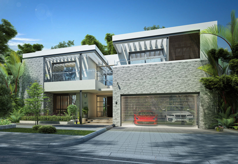 Situated within MBR City's Sobha Hartland community, Forest Villas will be surrounded by 223,000m<sup>2</sup> of greenery.