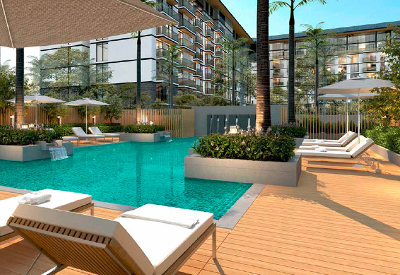 Phase 2 of Sobha Group's Hartland Greens project will include two additional eight-storey apartment buildings located on Dubai Water Canal.