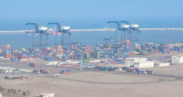 Sohar Port and Freezone awarded the contract to DINV-EMW JV.