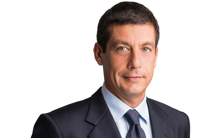 Stefano Iannacone, MD, Mapei Construction Chemicals.