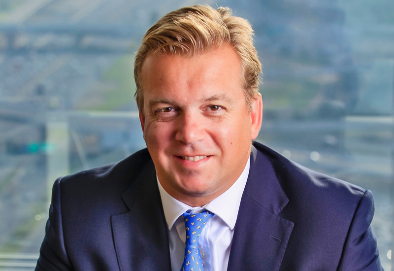 At 39 years of age, Steven Morgan (above) is to become the youngest senior partner in Cluttons' 250-year history.