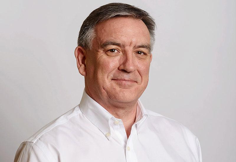 Stuart Corr, techno commercial director of refrigerants manufacturer and supplier, Mexichem.