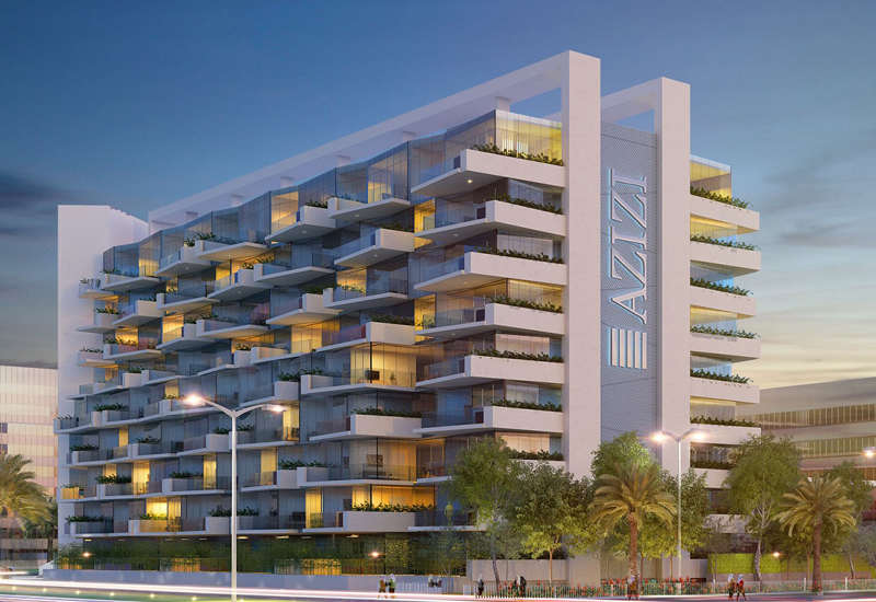 Azizi has launched two new projects in Dubai Studio City.
