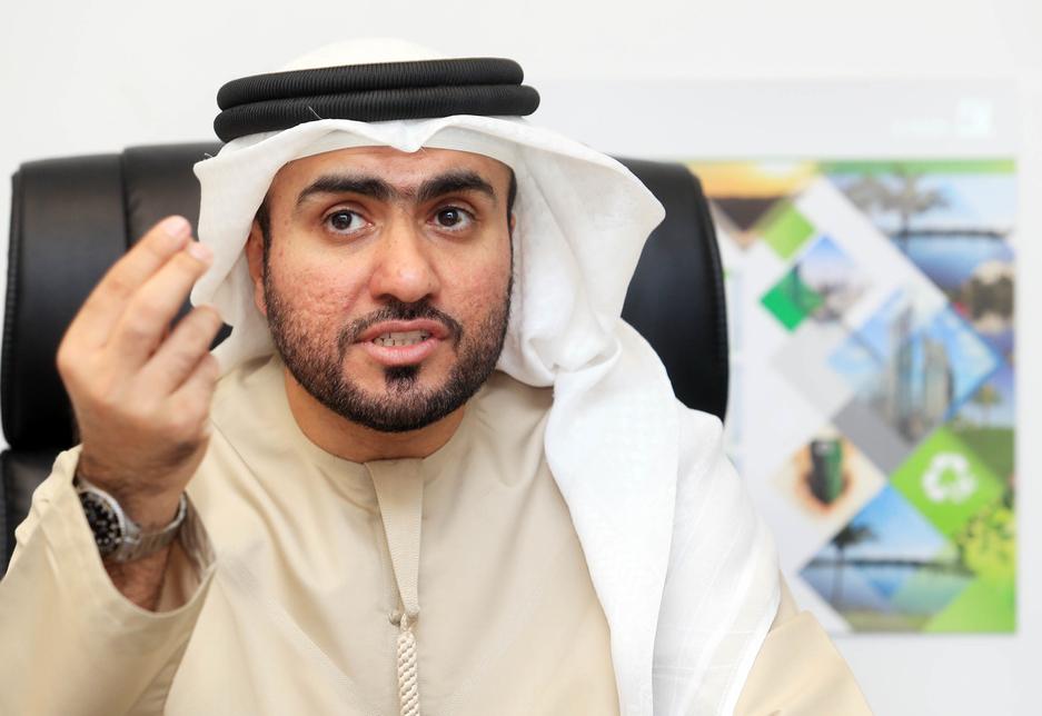 Sultan Al Tahir, head of food inspection section, Dubai Municipality.