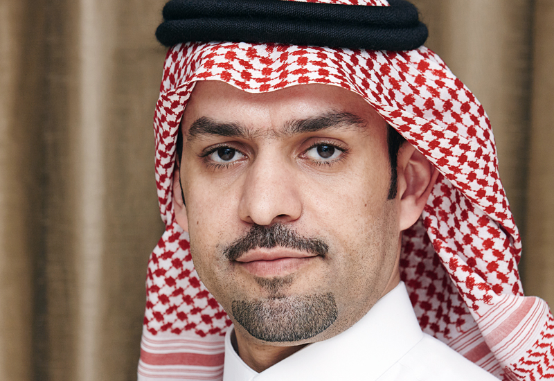 The collaborator: Sultan AlKhuraissi's job entails the management of five O&M departments at RCJY.