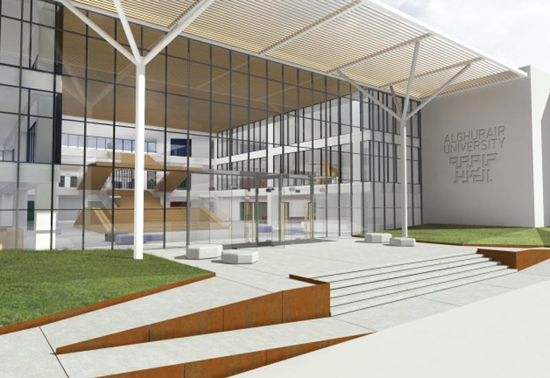 Svenm will redesign Dubai's Al Ghurair University campus in Academic City [image: mepmiddleeast.com].