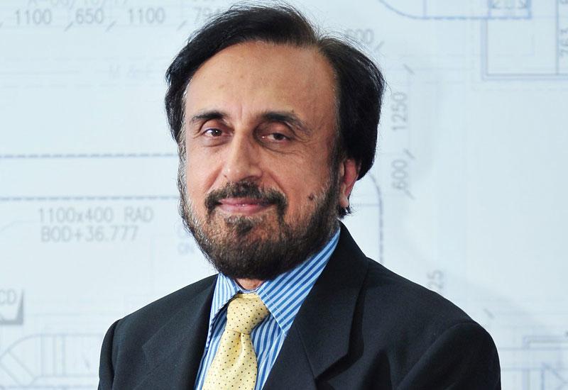 Syed Shamsul Haq, general manager of Elevator Division, Al-Futtaim Engineering.