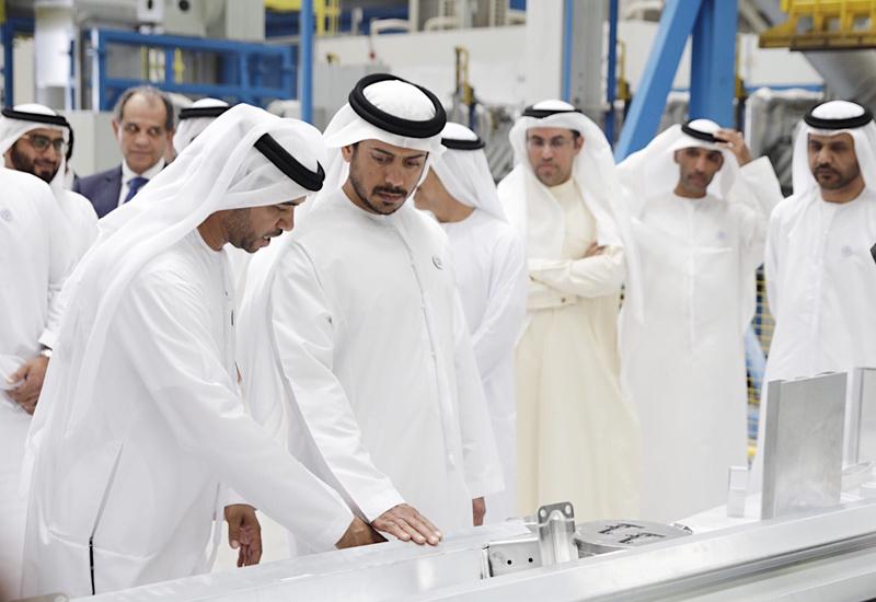 TALEX has been inaugurated at Khalifa Industrial Zone Abu Dhabi (KIZAD).