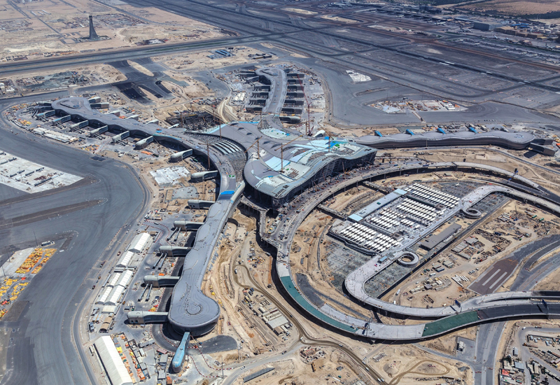 TAV is working on Abu Dhabi International Airport's Midfield Terminal Complex (MTC).
