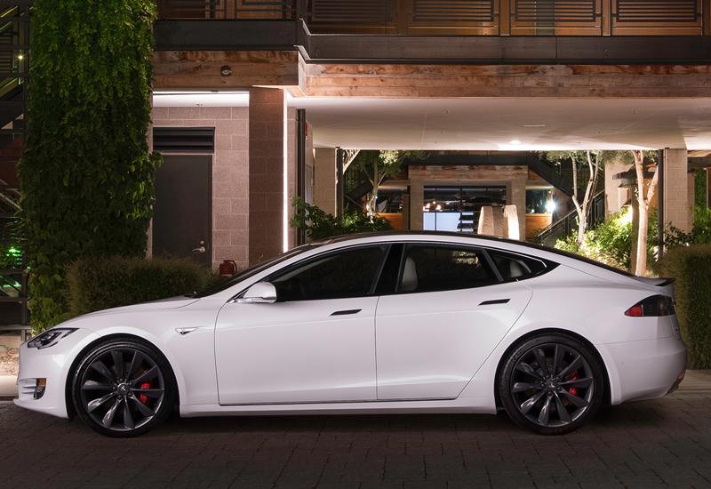 Tesla Inc is set to launch its Dubai operation. [Pictured: Tesla Model S / Tesla Inc]