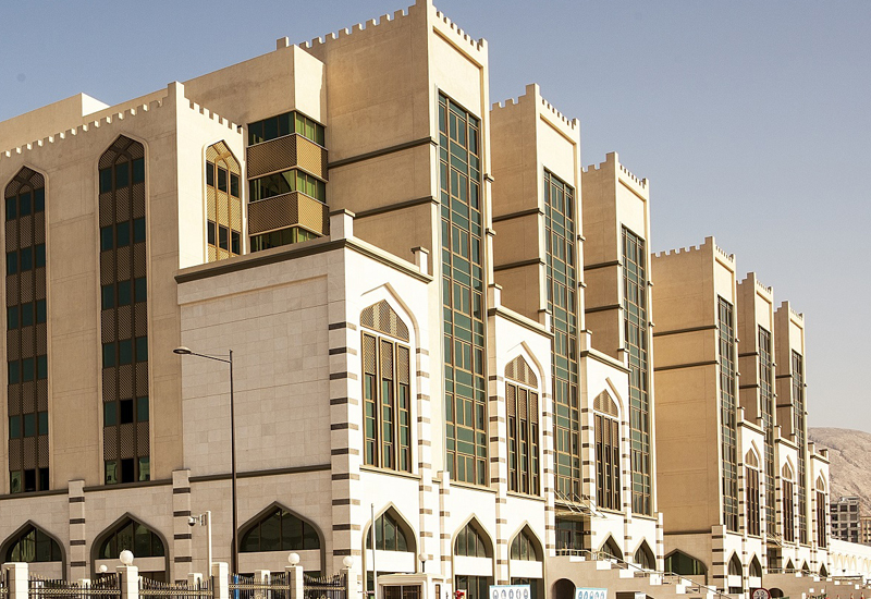 Leasing begins for the Taminat Complex in Muscat, Oman.