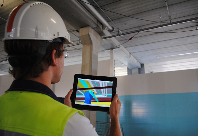 Technology in construction is gaining a strong footing in the region.