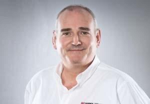 Guy Wilson, global sales director,Terex Trucks.