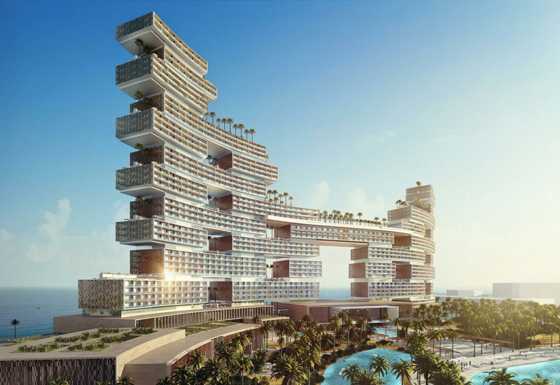 The Royal Atlantis is expected to complete an open in 2019, despite changes to its design.