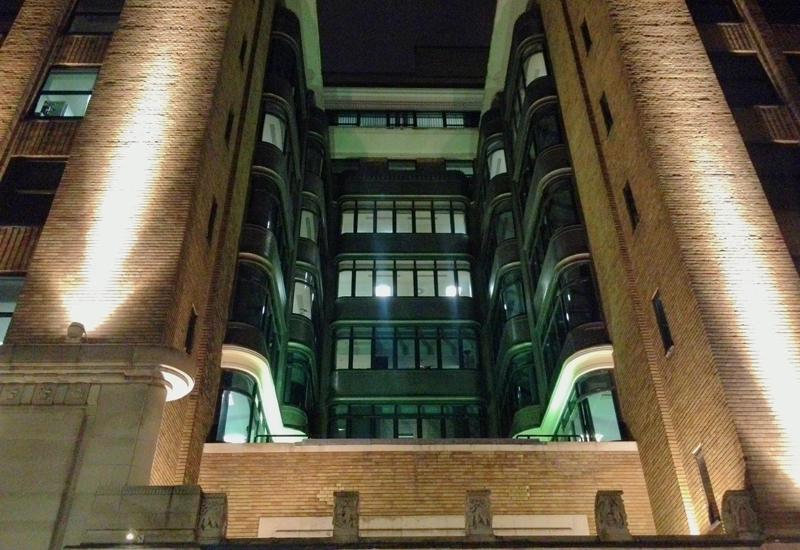 The Adelphi Building London.
