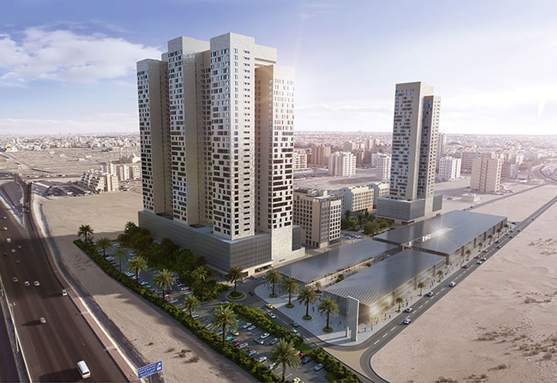 Tamdeen Square is one of the Kuwaiti company's high-profile developments.