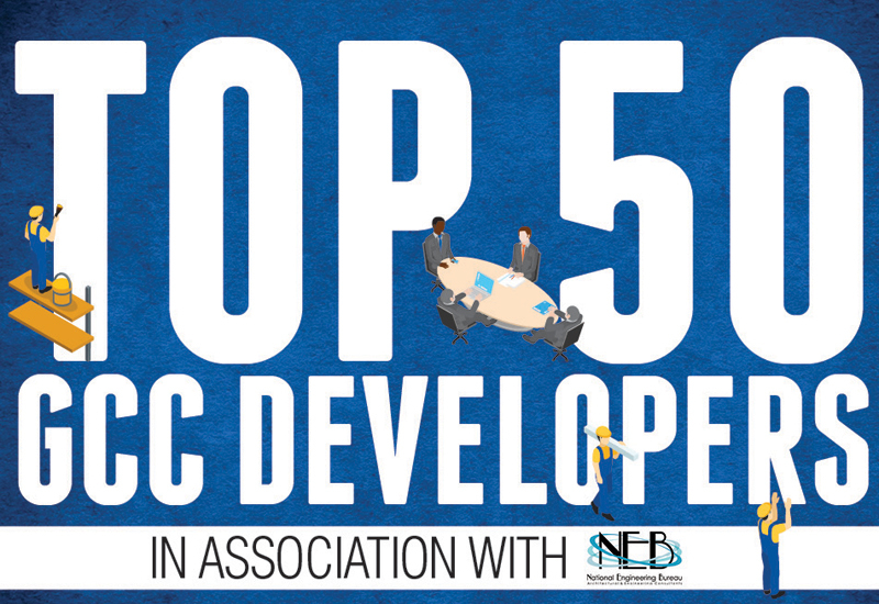 The Top 50 GCC Developers 2016 issue was compiled based on the best available information, and our collective thoughts on which individuals have been most active during the past year.