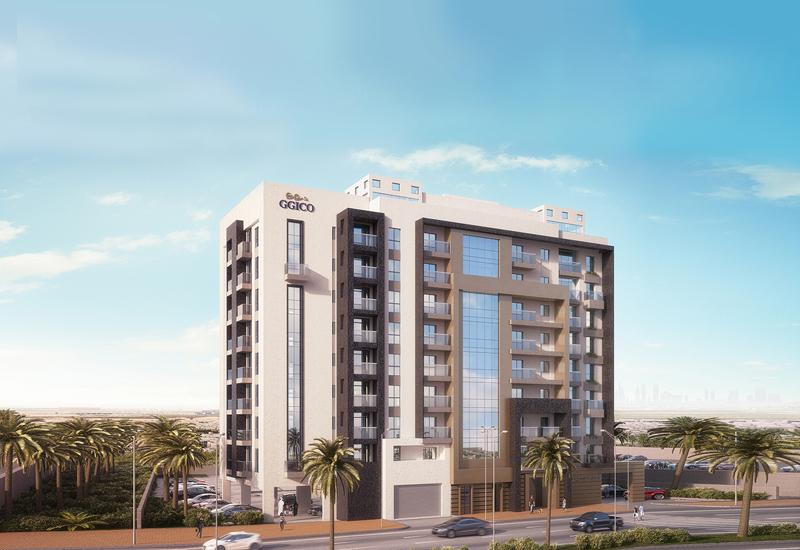 Topaz Residences Towers by GGICO.