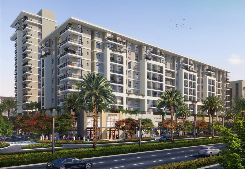 Rawda 2 is the latest residential addition to Nshamas 304ha Town Square Dubai project.